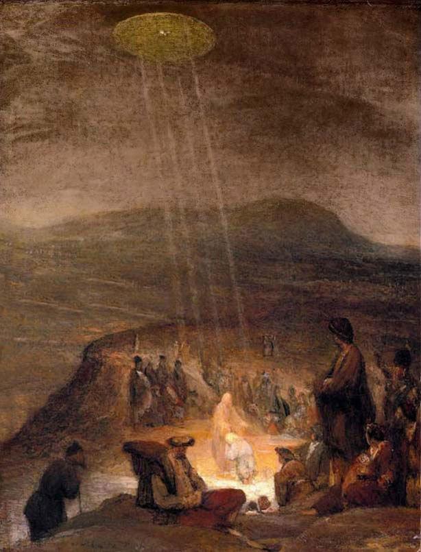dipinti UFO 8