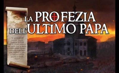La Profezia di Papa Malachia